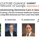 Culture Change Network of Georgia Summit – 2020 – Revolutionizing Dementia Care in Georgia
